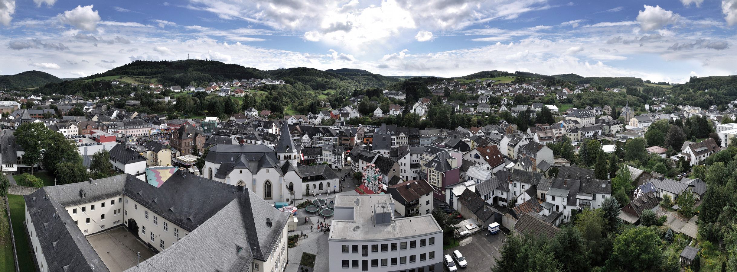 Stadtpanorama (Foto: Chris Körtgen)